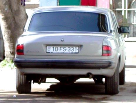ГАЗ 31 ГАЗ 31105 ЧеРнАя